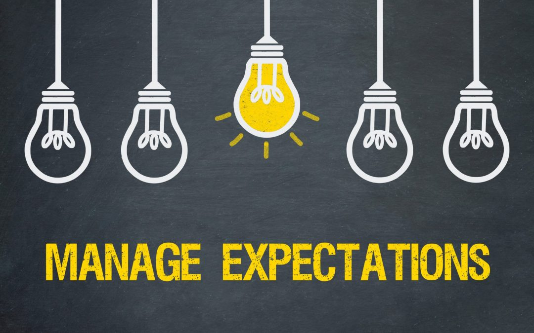 Top 5 Ways To Set Employee Expectations